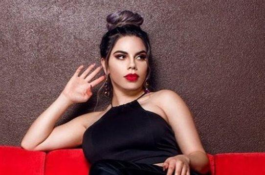 ¡Bestial! La última foto de Lizbeth Rodríguez ¡presumiendo de tamaño!