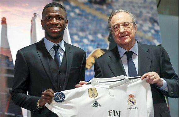 Florentino Pérez se adelanta a todos ¡Nueva 'perla' para el Real Madrid!
