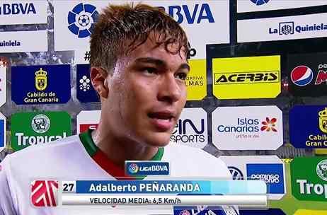 Adalberto Peñaranda no tiene dudas entre Barça y Real Madrid