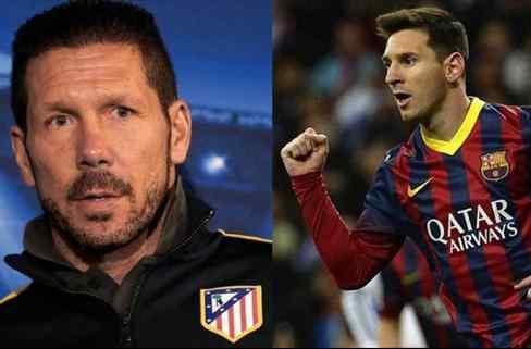 Top Secret: Messi pide a Simeone en la selección para volver con Argentina