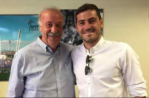 Revelado: La persona que salvó la relación entre Del Bosque y Casillas