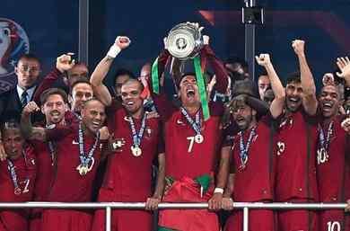 Portugal se cobra la revancha y grita Campeón