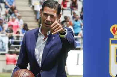¡Bombazo! Fernando Hierro puede tener a su 'Galáctico' para el Oviedo