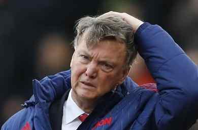 El extraño motivo del descarte de Van Gaal como seleccionador belga