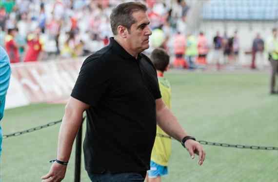 Un exjugador gusta en Vallecas para sustituir a Sandoval