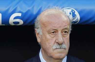 Del Bosque sigue poniendo excusas a sus fracasos con la selección española