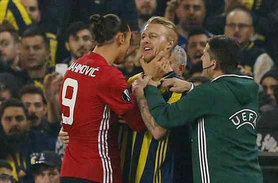 Ibrahimovic pierde los nervios y puede llevarse un buen castigo