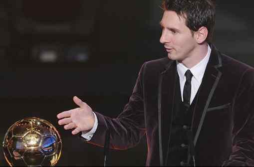 Messi ya conoce quién ha ganado el Balón de Oro 2016