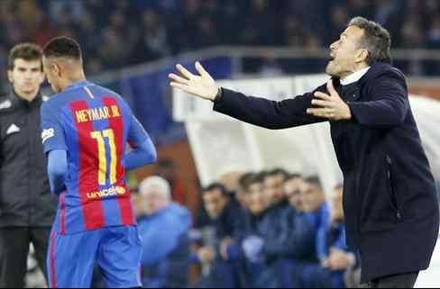 La lista negra de Luis Enrique en el actual Barcelona
