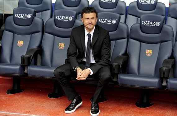 El entrenador que gusta en el vestuario del Barça gana enteros de cara al futuro