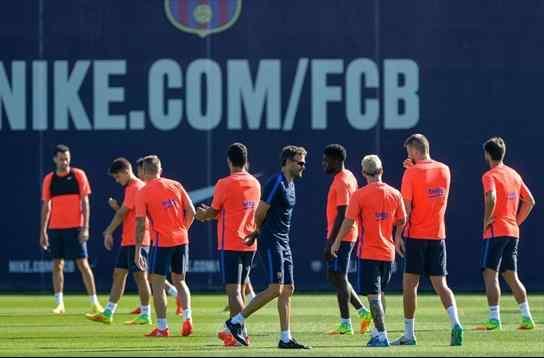 Los jugadores del Barça que quieren perder de vista a Luis Enrique