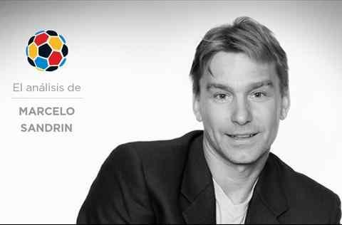 Marcelo Sandrin Saluda para las fiestas a toda su audiencia