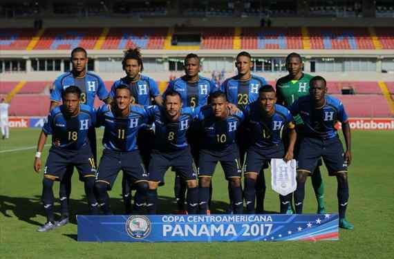 Ya Honduras se clasificó a la Copa Oro de CONCACAF