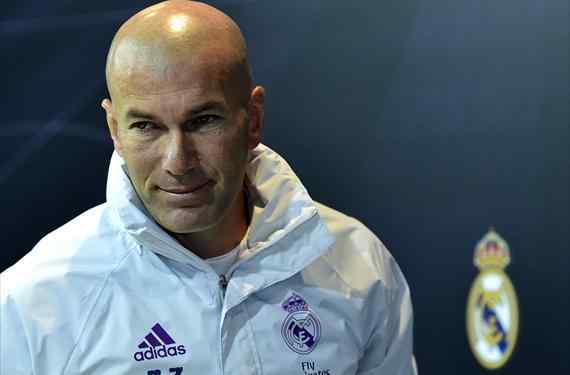Zidane reitera que no está preocupado pese a las dos derrotas y CR7