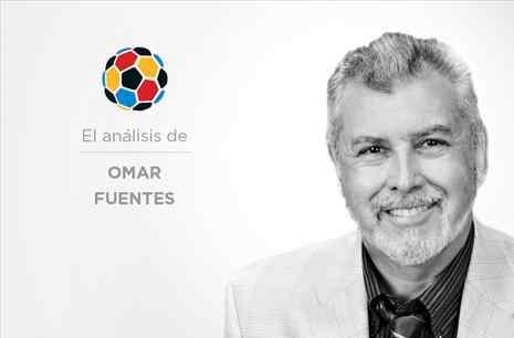 Omar Fuentes desnuda al Barça