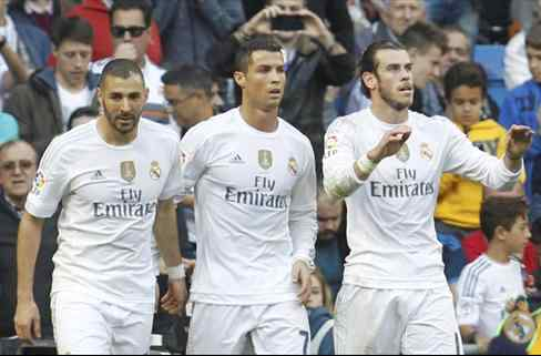 La descomunal rajada de un peso pesado del Madrid contra dos cracks de la BBC