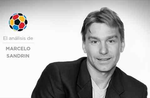 Marcelo Sandrin pregunta si Sampaoli es bueno para la Argentina