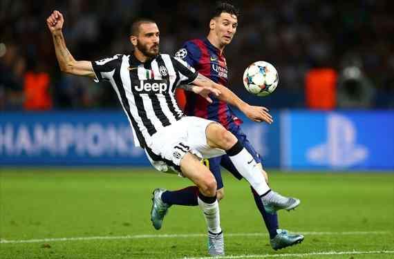La guerra entre la Juventus y el Barça se traslada fuera del campo