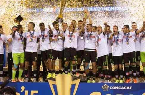 Osorio confía en tener un buen equipo para la Copa Oro