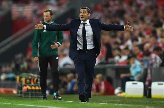 El rival inesperado que le ha salido al Barça por el fichaje de Ernesto Valverde