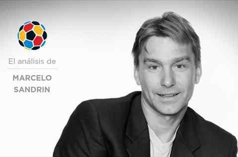 Marcelo Sandrin, felicita a los fanáticos en el día del trabajador en Latinoamérica