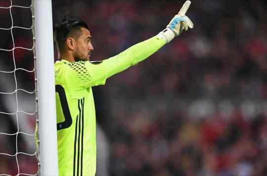 Mourinho le dio a Chiquito Romero la mejor noticia que podía escuchar