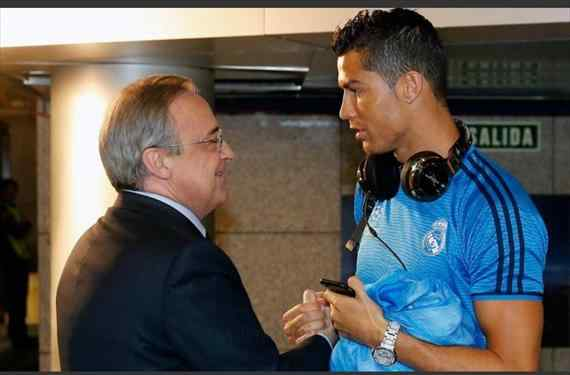 El incendio que liquida la pataleta de Cristiano Ronaldo (acabará pidiendo ayuda a Florentino Pérez)