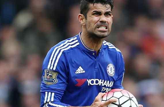 """Diego Costa planta cara al Chelsea: La amenaza ante el """"no"""" por la primera oferta del Atlético"""