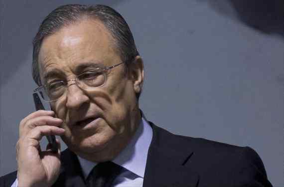 Florentino Pérez planta cara al Barça con un broncazo para acabar con el maltrato al Real Madrid