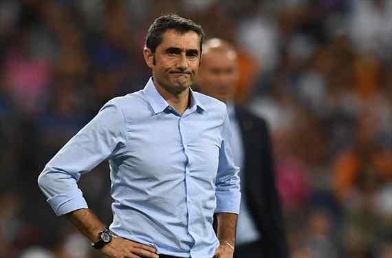 La lista negra de Valverde en el Barça tiene una última sorpresa