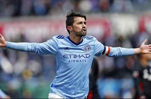 El enemigo número uno de David Villa en la MLS