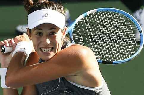 Muguruza pierde su imbatibilidad ante Wozniacki
