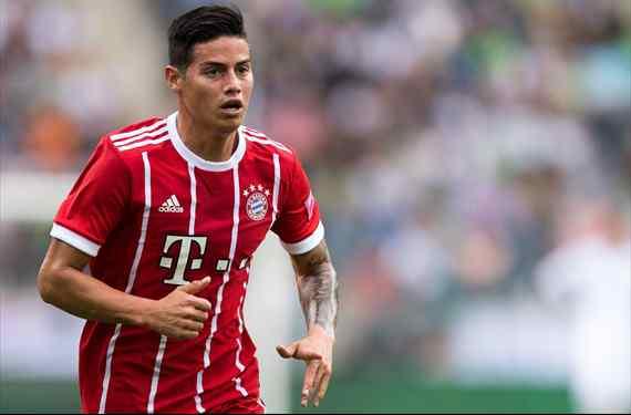 La solución de Florentino Pérez para James: sacarle del Bayern en enero (no te imaginas a dónde)