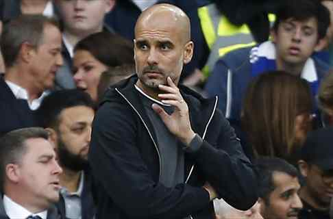 Guardiola le abre la puerta de salida a un crack tras la goleada al Stoke City