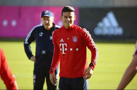 La reunión más esperada en el Bayern: Heynckes le deja las cosas claras a James Rodríguez