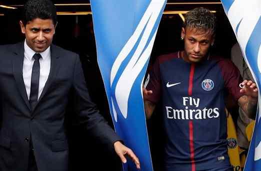 Neymar la lía en París: el primer gran tirón de orejas de Al-Khelaïfi al brasileño
