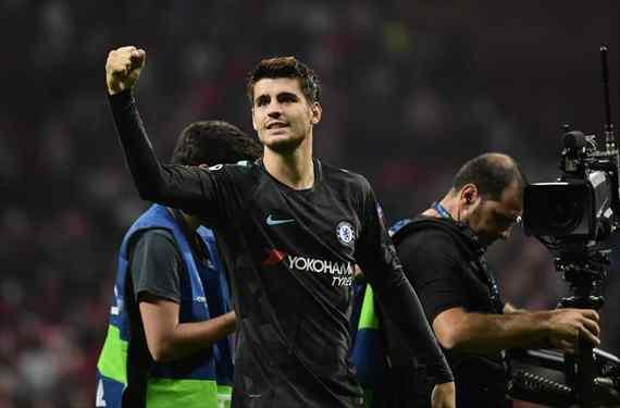 ¡Pesadilla para Morata! Conte abre el casting de delanteros para enero (con 'bombazo')
