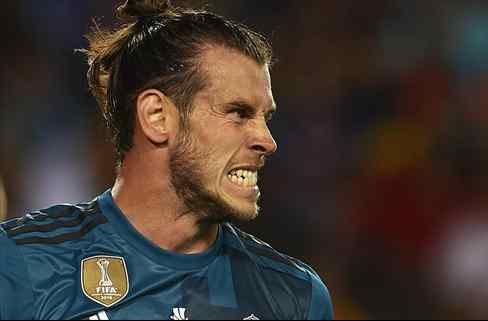 Bestial rajada contra Gareth de jugadores del Real Madrid: ¡lo quieren echar!