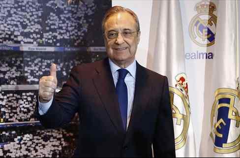 Florentino Pérez prepara un cambio de cromos brutal para el Real Madrid