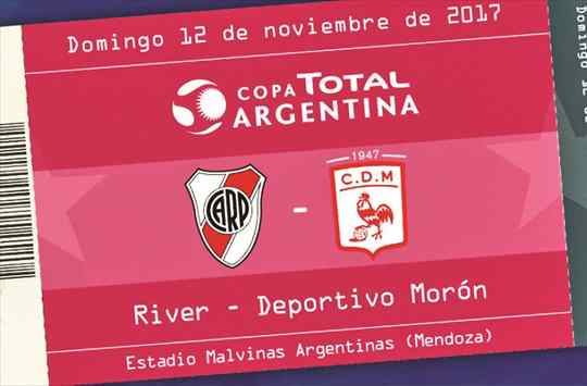 Se ponen a la venta las entradas para el duelo copero en Mendoza