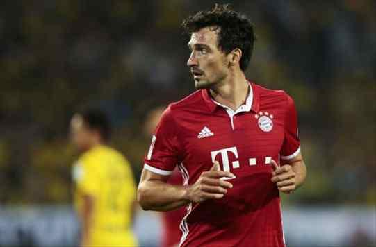 Jugador del Bayern Munich usó