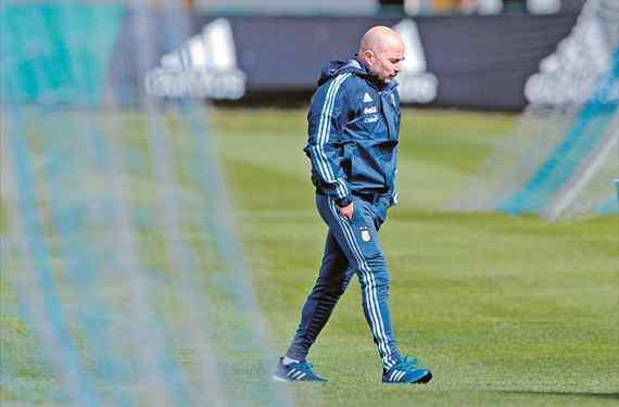 """""""Internamente no estaba calmo, tenía mucho miedo de que Argentina no vaya al Mundial"""""""