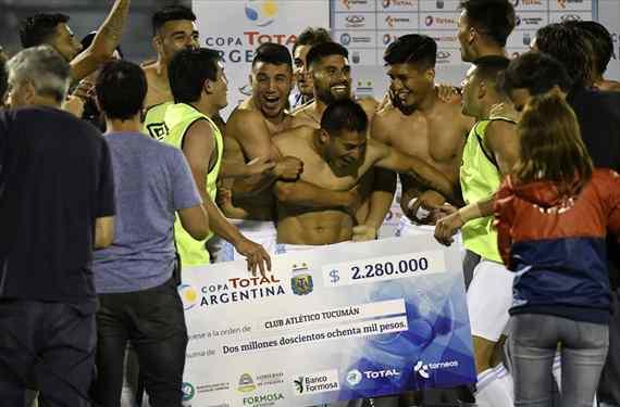 Atlético Tucumán de los milagros aplicó el código penal y araña el salto a la Libertadores