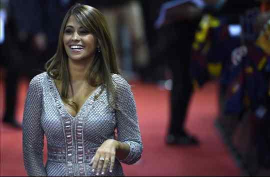 El mensaje de Antonella Rocuzzo a Shakira que revoluciona Barcelona