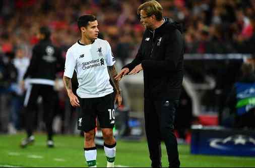 Klopp ya tiene decidido al sustituto de Coutinho (y es un palazo para Florentino Pérez)