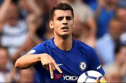 Álvaro Morata mete en un lío a Florentino Pérez pidiendo un fichaje galáctico al Chelsea