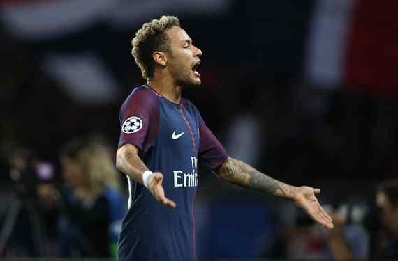 Neymar frena en seco un fichaje galáctico del Barça para el mercado de invierno