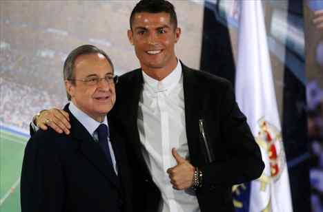 El fichaje low cost que Cristiano Ronaldo gestiona para Florentino Pérez