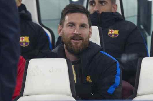 Lo que esconde la suplencia de Messi contra la Juventus (y que el Barça calla)