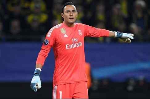 El portero que adelanta a De Gea para reemplazar a Keylor Navas en el Real Madrid (y no es Kepa)